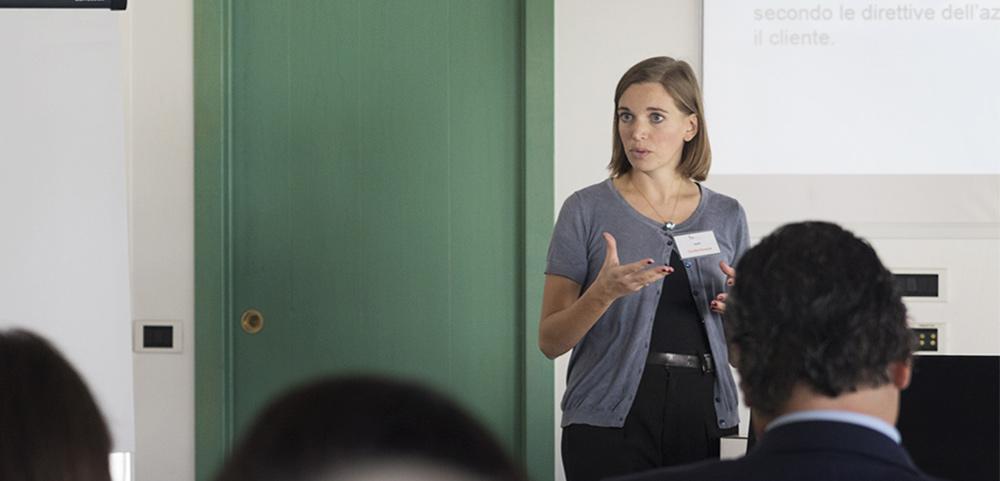 presentazione seminario retail